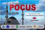 in Jordan, 1st International Basic POCUS Course