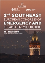 2nd Southeast  European Congress of Emergency and Disaster Medicine