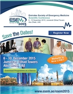 Emirates Society of Emergency Medicine Scientific Conference