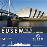12 th European Congress of Emergency Medicine  - Glasgow 2018
