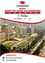 Basic Point of Care Ultrasound  Course India