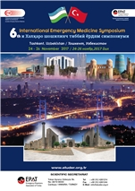 6th International Emergency Medicine Symposium Tashkent / Uzbekistan