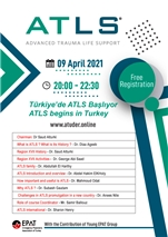 Advanced Trauma Life Support  (ATLS)  Türkiye'de başlıyor.